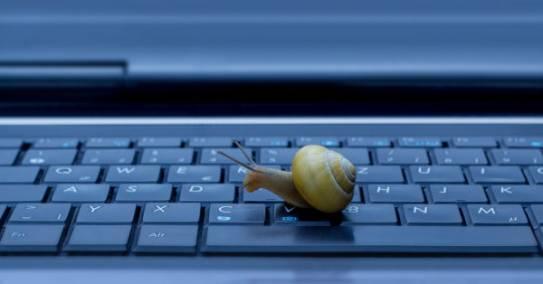 Arvuti on aeglane