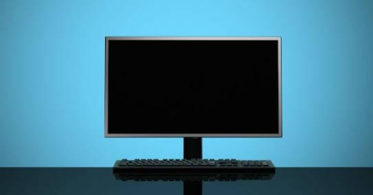 Lauaarvuti monitor ei lülitu sisse